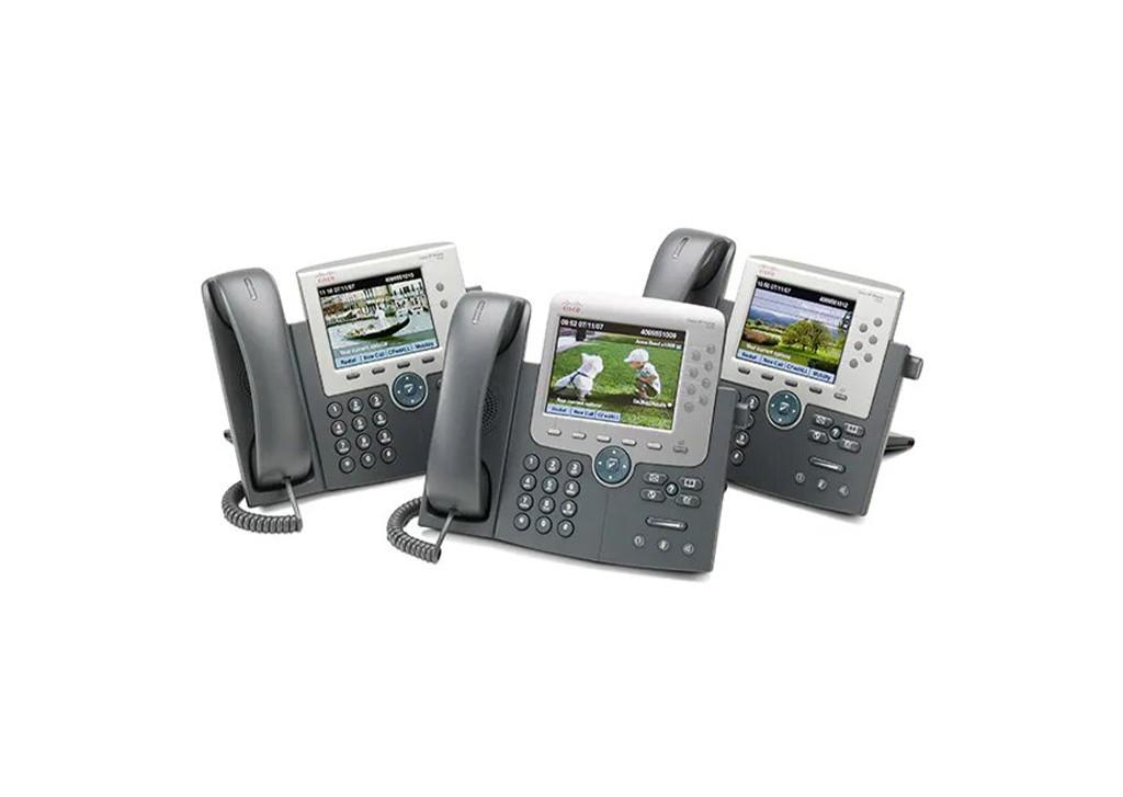 Cisco Unified IP Phone 7900 Series