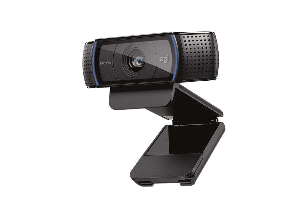 Logitech C920 Pro Computer Webcam