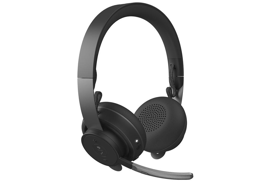 Logitech Zone Wireless Zertifiziert für Microsoft Teams Bluetooth Headset
