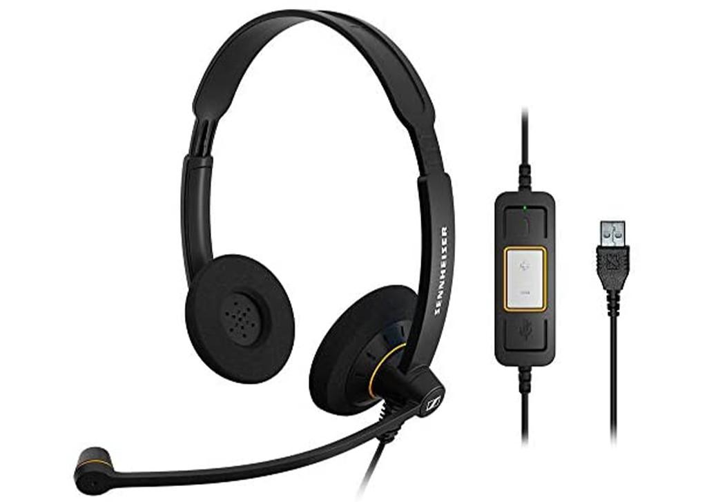 Sennheiser Consumer Audio SC 60 USB ML Headset
