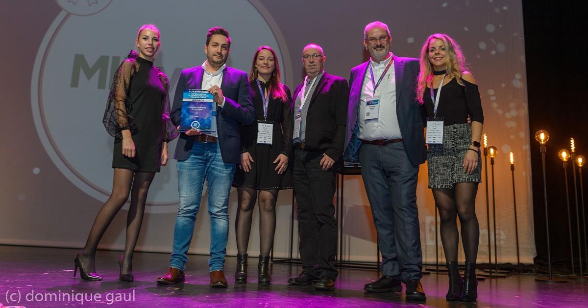 ICT Awards 2019 event