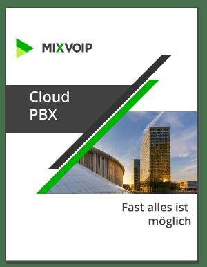 MIXpbx Funktionalitäten
