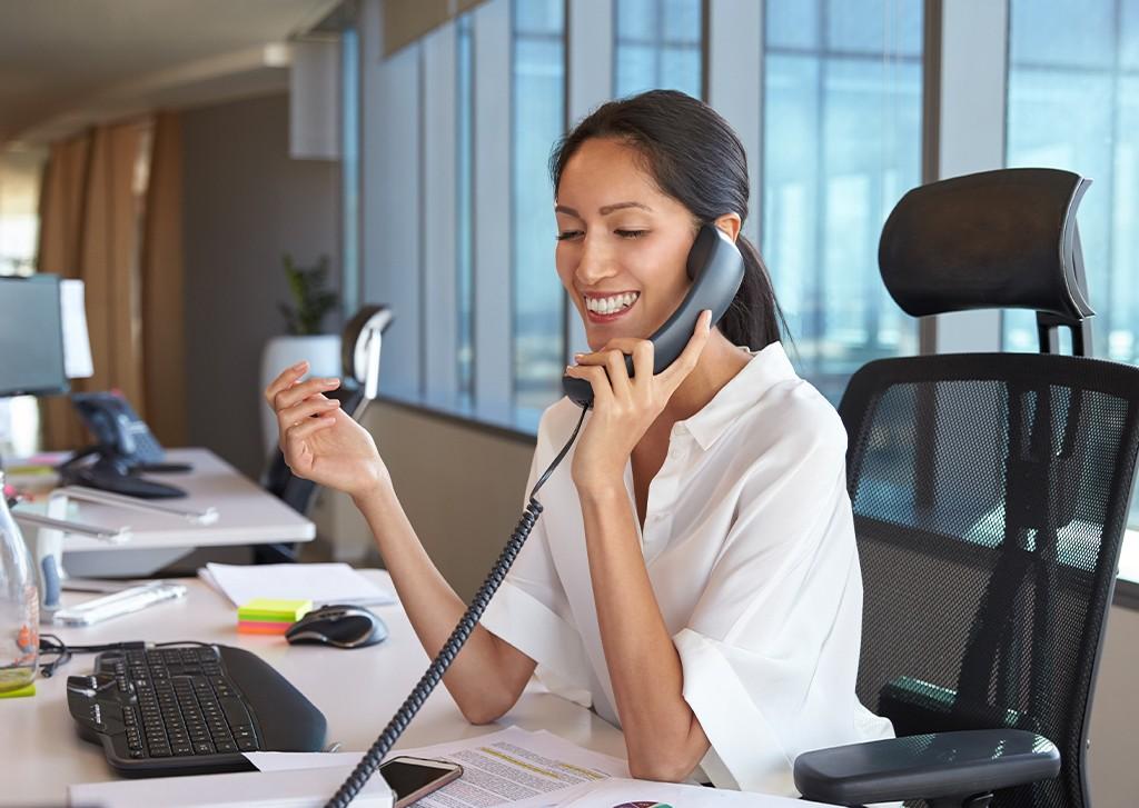 office phone desk phone VoIP phone