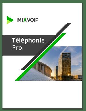 téléphonie professionnelle MIXvoip