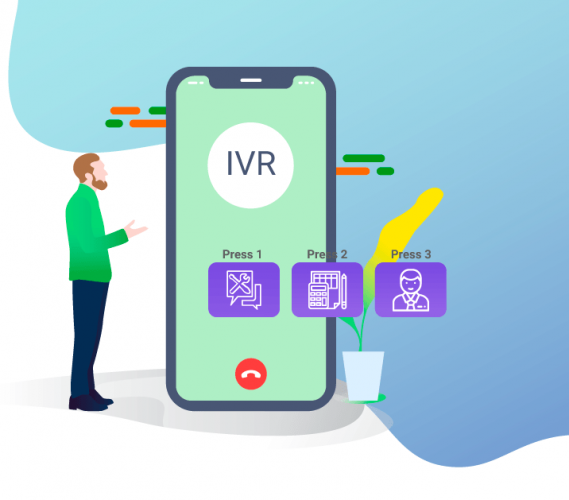 IVR voice press pros cons cloud telephony