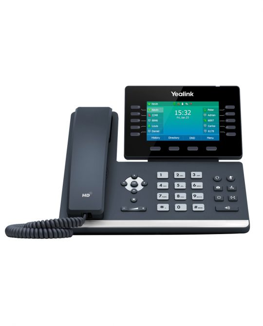 Yealink T54W desk ip phone