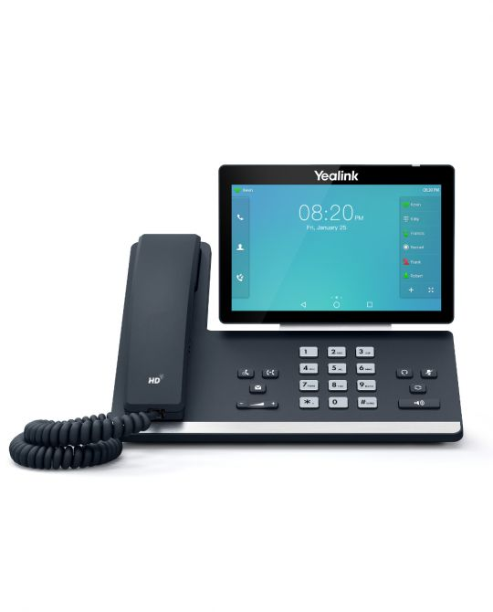 Yealink T58A desk phone SIP