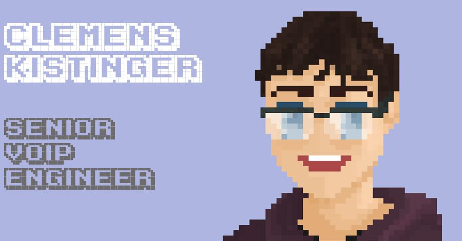 Clemens Kistinger - Senior Voip Engineer