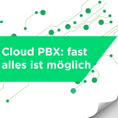 Cloud PBX: fast alles is moglich