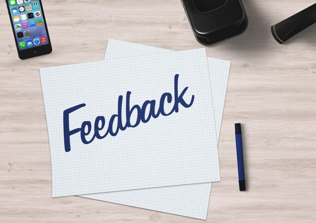 feedback after meeting