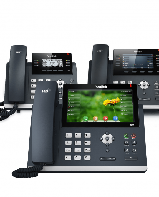 Bureautelefoons