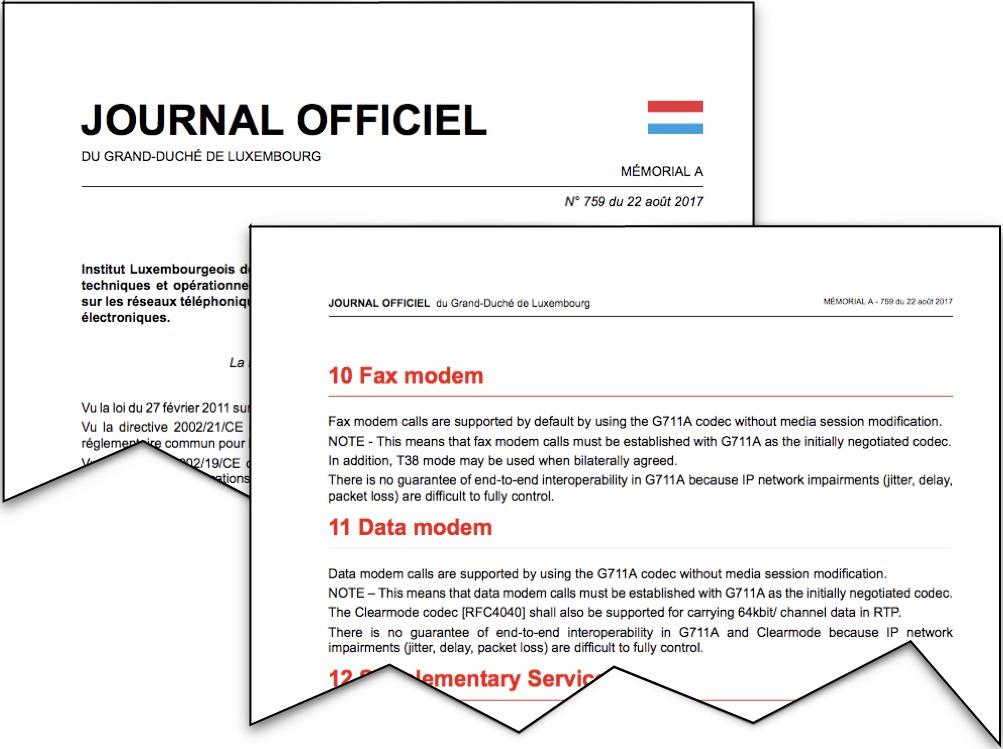 info fax