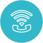 voice over wifi icon