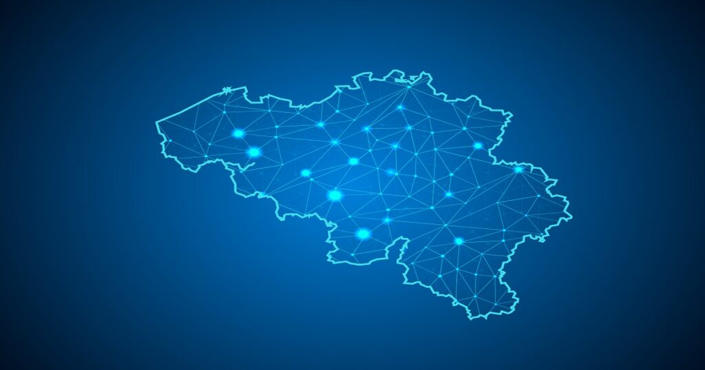 Telekommunikation Belgien